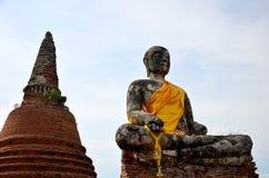 Free Wat Worachet Tharam Temple At Ayutthaya, Thailand Stock Photos - 69107333