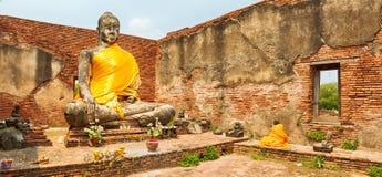 Wat Worachetharam. Ayutthaya Stock Photography