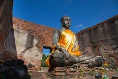 Wat Worachettharam Stock Foto's