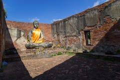 Wat Worachettharam Royalty-vrije Stock Afbeeldingen