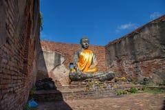 Wat Worachettharam Royalty-vrije Stock Foto