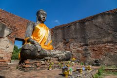 Wat Worachettharam Royalty-vrije Stock Foto's