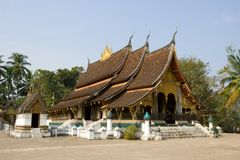 Wat Xiang Thong Stock Photography