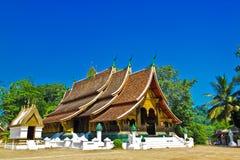 Wat Xiang Thong,LuangPraBang,Lao Royalty Free Stock Photography