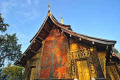 Wat xiang thong Royalty Free Stock Photography