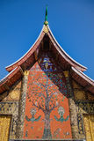 Wat xiang thong,temples in Laos Stock Image