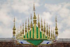 Wat xiangläderrem Arkivbilder
