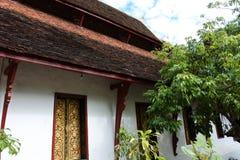 Wat Xieng Mouane Photo libre de droits