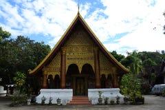 Wat Xieng Mouane Στοκ Φωτογραφίες