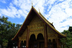 Wat Xieng Mouane Στοκ Εικόνες