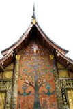 Wat Xieng Thong Royalty Free Stock Photo