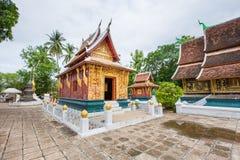 Wat Xieng Thong Stock Images