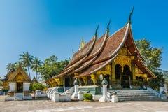Wat Xieng Thong Royalty Free Stock Image