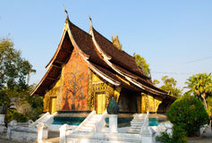 Wat Xieng thong temple,Luang Pra bang, Laos Royalty Free Stock Image