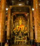 Wat Xieng thong temple,Luang Pra bang, Laos Royalty Free Stock Photography