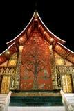 Wat Xieng thong temple, Luang Pra bang, Laos Royalty Free Stock Images
