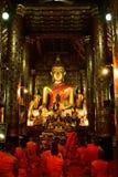 Wat Xieng thong temple, Luang Pra bang, Laos Stock Images
