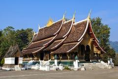 Wat Xieng Thong temple Stock Photos