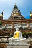 Wat Yai Stock Image