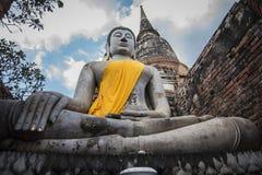 Wat Yai Chai Mongkhol стоковое фото rf