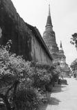 Wat Yai Chai Mongkhon Lizenzfreies Stockbild