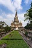 Wat Yai Chai Mongkhon Stock Images