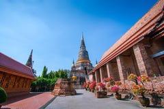 Wat Yai Chai Mongkhon in Phra Nakhon Si Ayutthaya Province