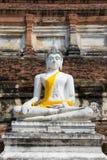 Statue tailandesi di Buddha Fotografie Stock
