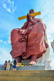 Wat yai chai mongkol. Buddhist monasteries in thailand Ayutthaya Antiques royalty free stock image