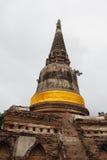 Wat Yai Chai Mongkon Imagens de Stock Royalty Free