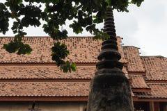 Wat Yai Chai Mongkon. A Buddhist temple in Ayutthaya, Thailand Royalty Free Stock Photography