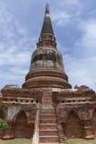 Wat Yai Chaimongkol, Стоковая Фотография