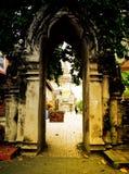 Wat Yai Chaimongkol Royalty-vrije Stock Foto's