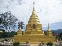 Wat yai di Jedee Fotografia Stock Libera da Diritti