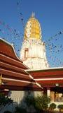 Wat Yai@PL стоковое изображение rf