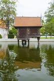 Wat Yai-Suwanaram, Phetchaburi, Tailandia Foto de archivo libre de regalías