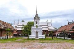 Wat Yai-Suwanaram, Phetchaburi, Tailandia Fotografía de archivo