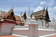 Wat Yai Suwannaram, Phetchaburi, Thailand. Royalty Free Stock Photo