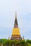 Wat Yaichaimongkol Стоковая Фотография RF