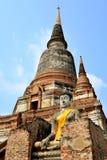 Wat Yaichaimongkol Royalty Free Stock Photography