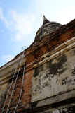 Wat Yaichaimongkol Royalty Free Stock Image