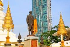 Wat Yan Nawa, Bangkok, Tailandia Imagen de archivo