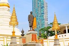 Wat Yan Nawa, Banguecoque, Tailândia Foto de Stock