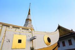 Wat Yan Nawa w Tajlandia obrazy stock