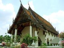 Wat Yannawa en el distrito de Sathon de Bangkok, Tailandia fotografía de archivo libre de regalías