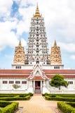 Wat Yansangwararam fotografia stock