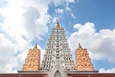 Wat Yansangwararam Fotografering för Bildbyråer