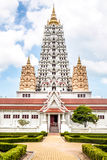 Wat Yansangwararam Stock Photo