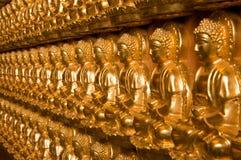 wat yi стены виска noei leng Будды стоковая фотография