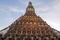 Wata Arun świątynia fotografia royalty free